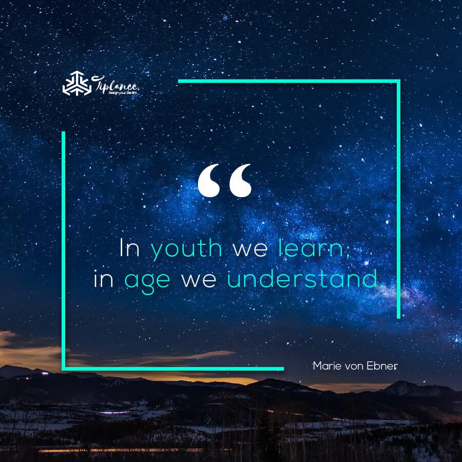 Marie von Ebner-Eschenbach_ Learning Quote
