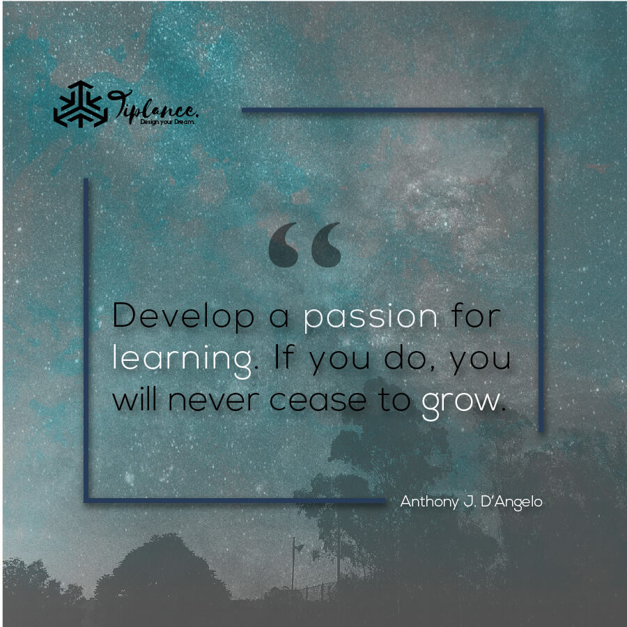 Anthony J. D'Angelo Learning Quotes