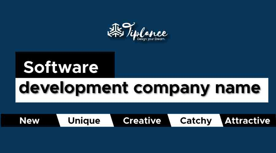 Software development company name