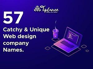 Web Design & Development Company Name Ideas