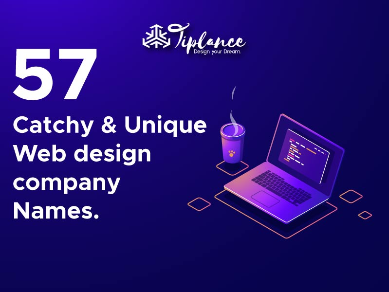53 New Web Design Company Name Ideas List | Website Development