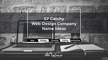 Web Design and development name Ideas list & Suggestion