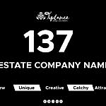 Real estate company name list