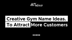 Gym name ideas