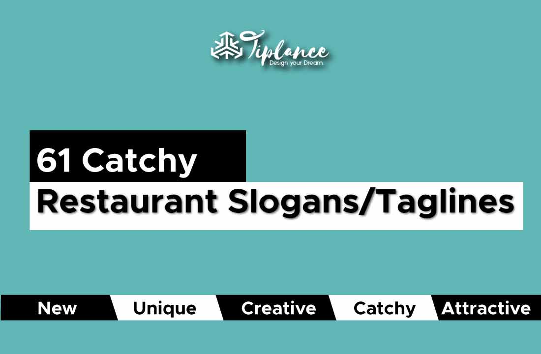 61 Catchy Restaurant Slogans And Taglines To Sell More