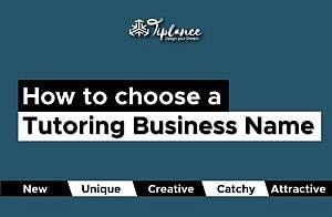 Tutoring Business name