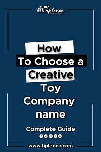 Toy company name