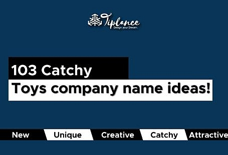 Toy company name ideas