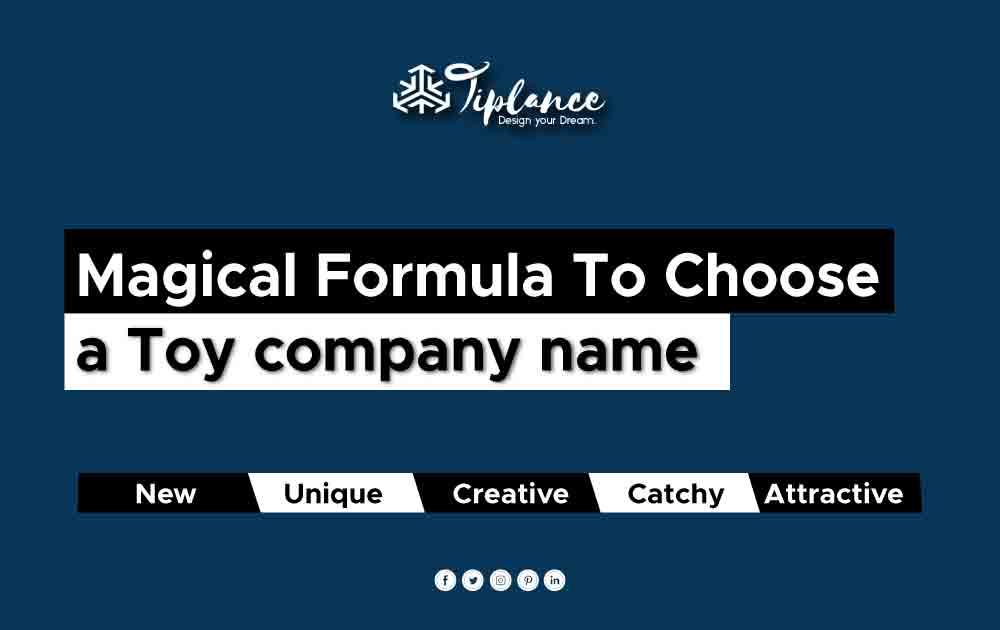 Toy Store name ideas