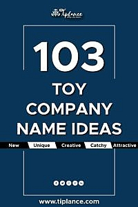 cool toy company name ideas