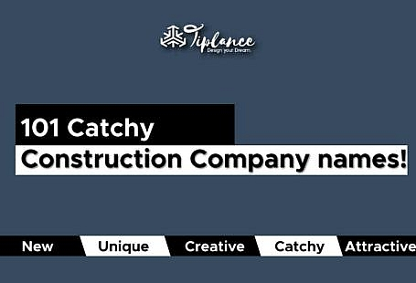 Construction Company names