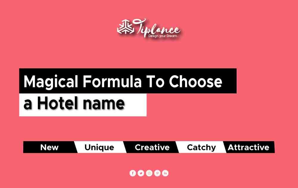 Creative hotel names