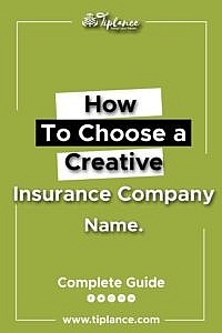 Creative insurance company names