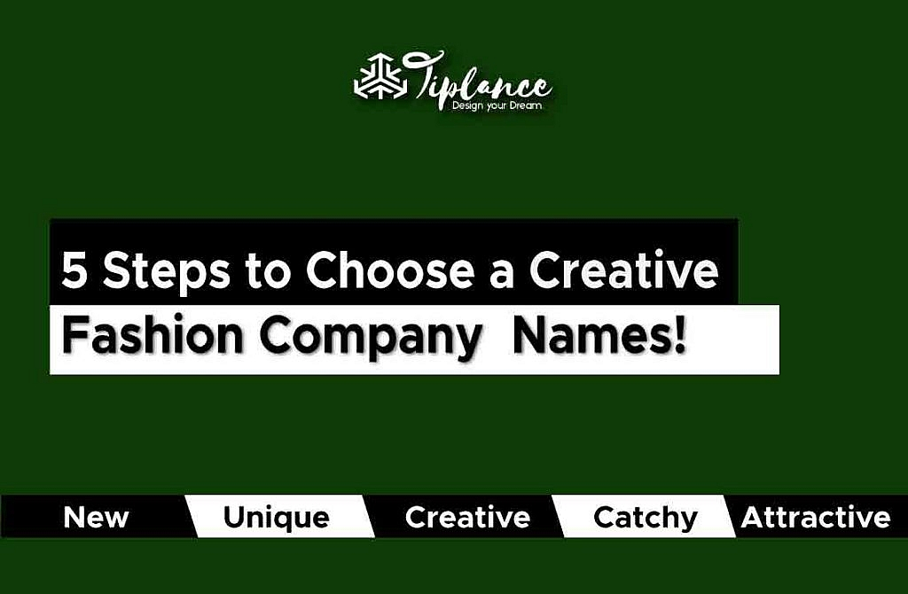 Fashion business names
