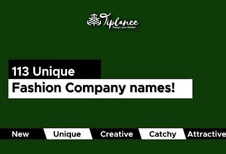 Fashion company names