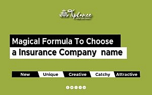 Insurance Company Name