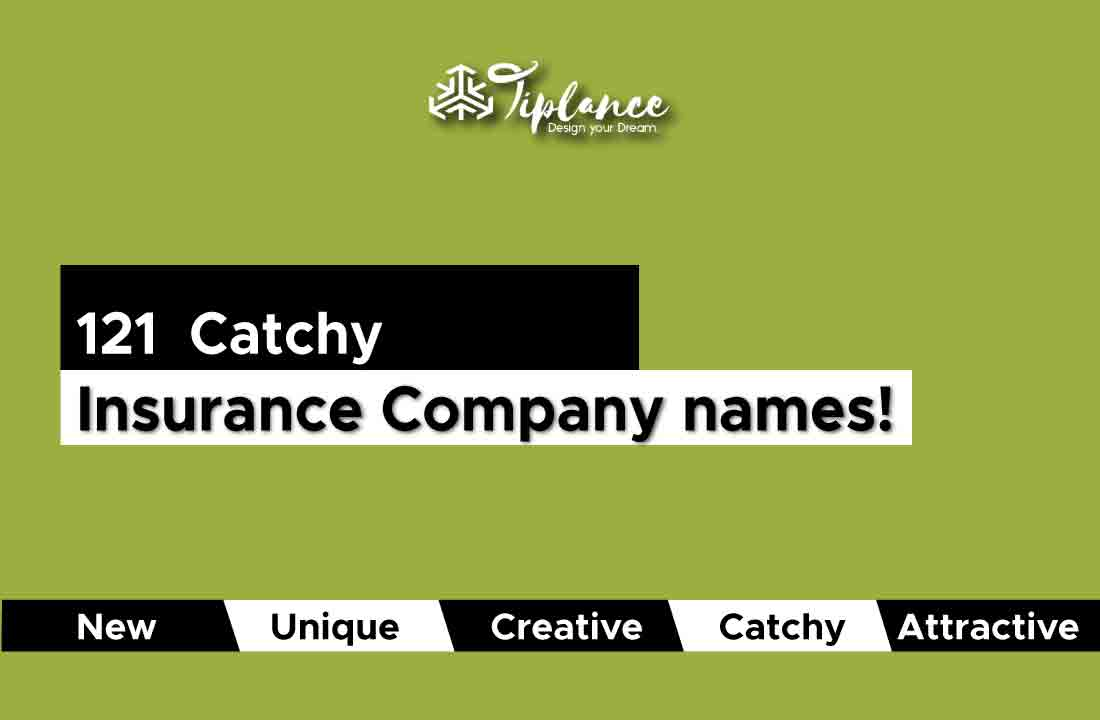Insurance company names