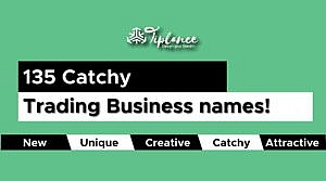Trading Business Name ideas