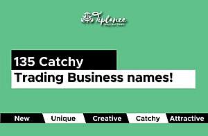 Trading Company Names