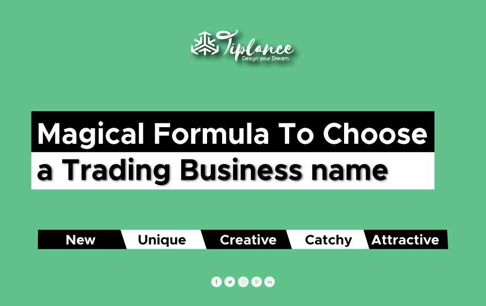 Trading business names