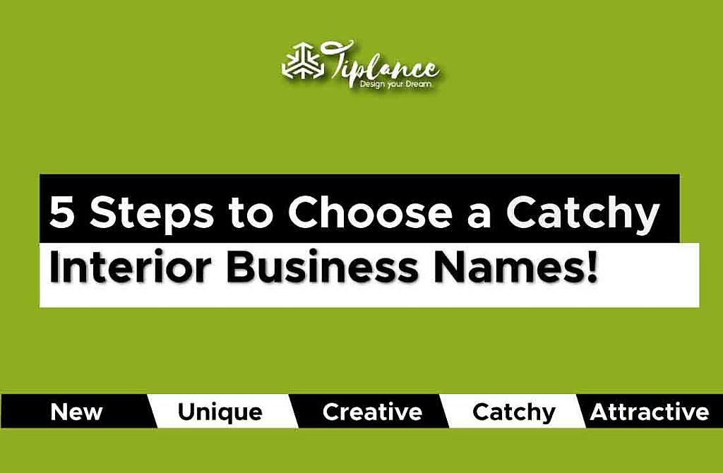interior designer business name