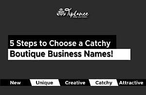 Boutique brand names