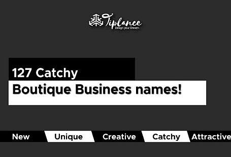 Boutique business names