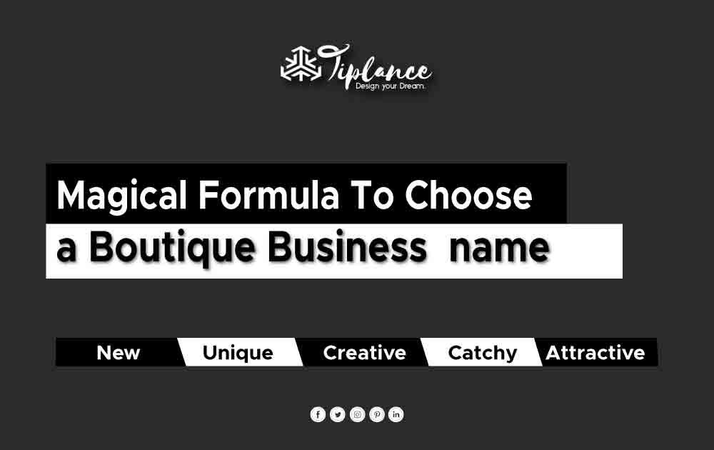 Create Boutique names