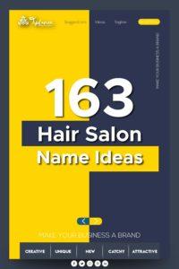 Hair Salon name ideas