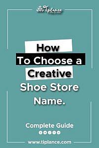 Shoe Brand name ideas