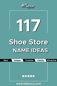 Shoe Shop name ideas