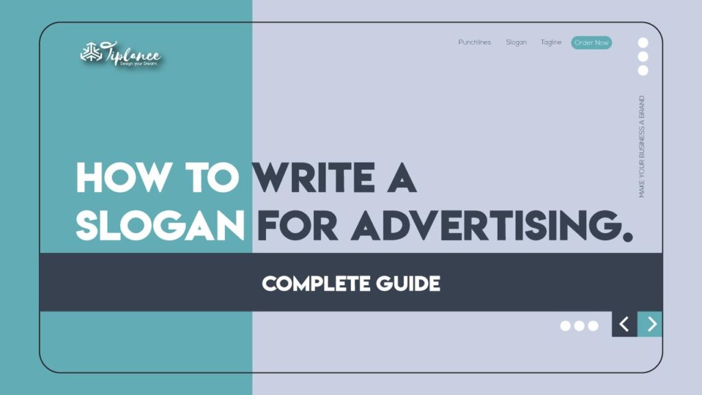 how to Write Advertising Slogans