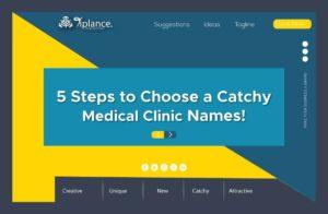 Clinic name ideas