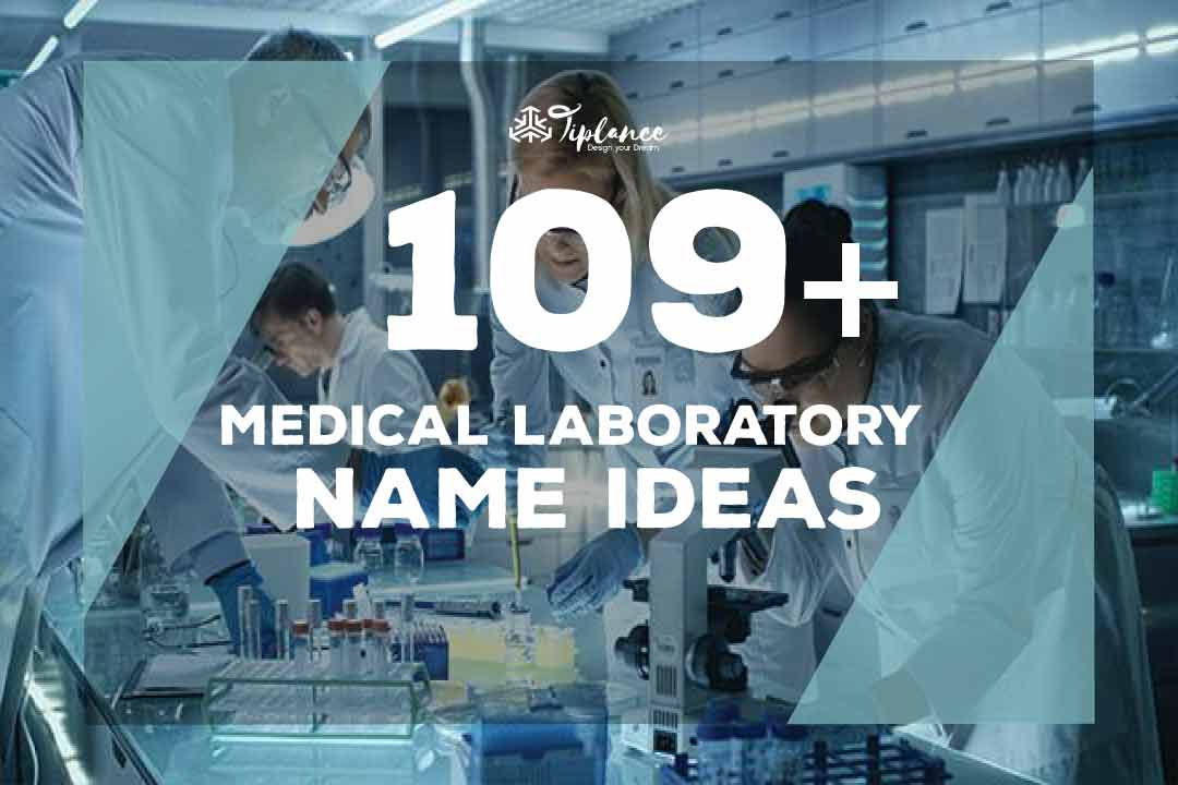 Medical Laboratory name ideas
