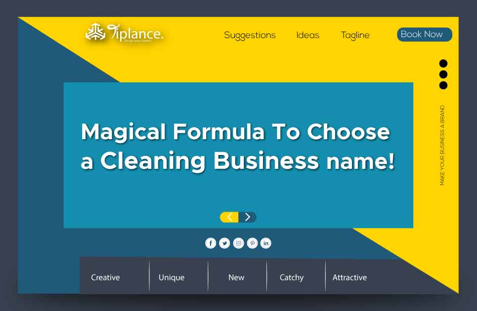 Tips To Choose Cleaning Business name