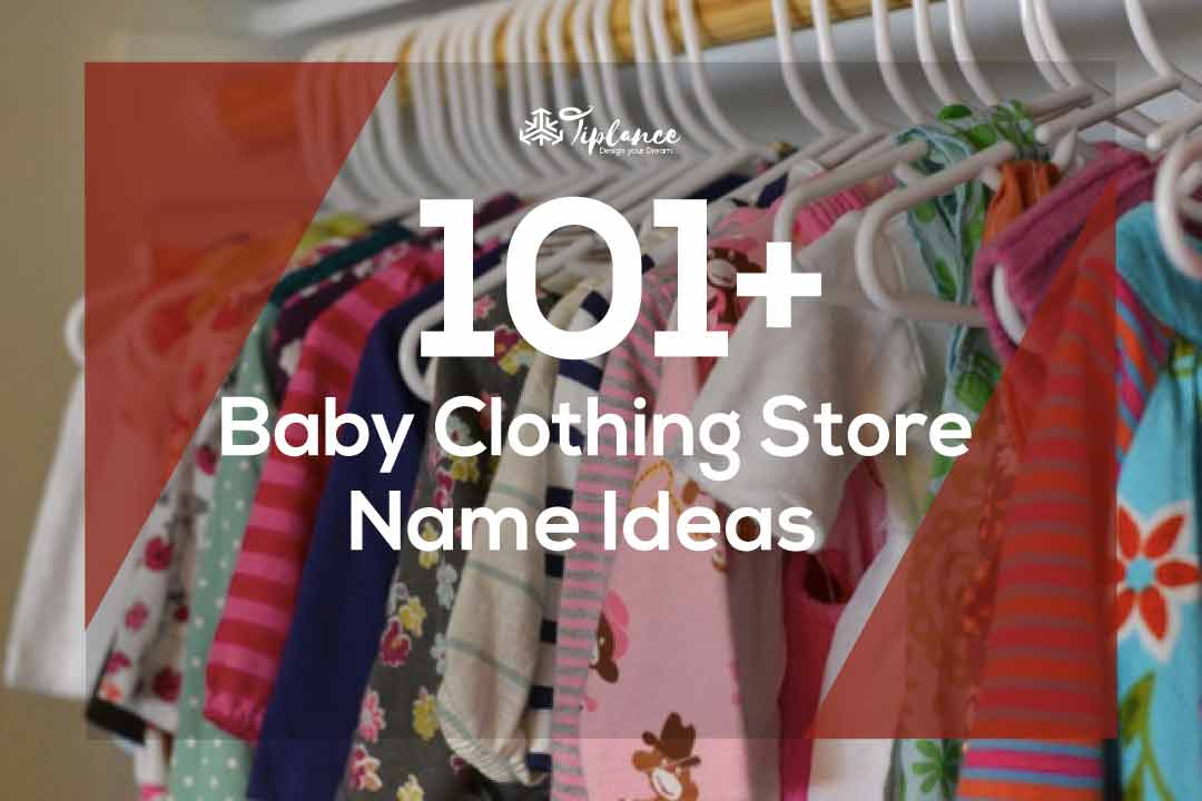 Baby Clothing store Name Ideas