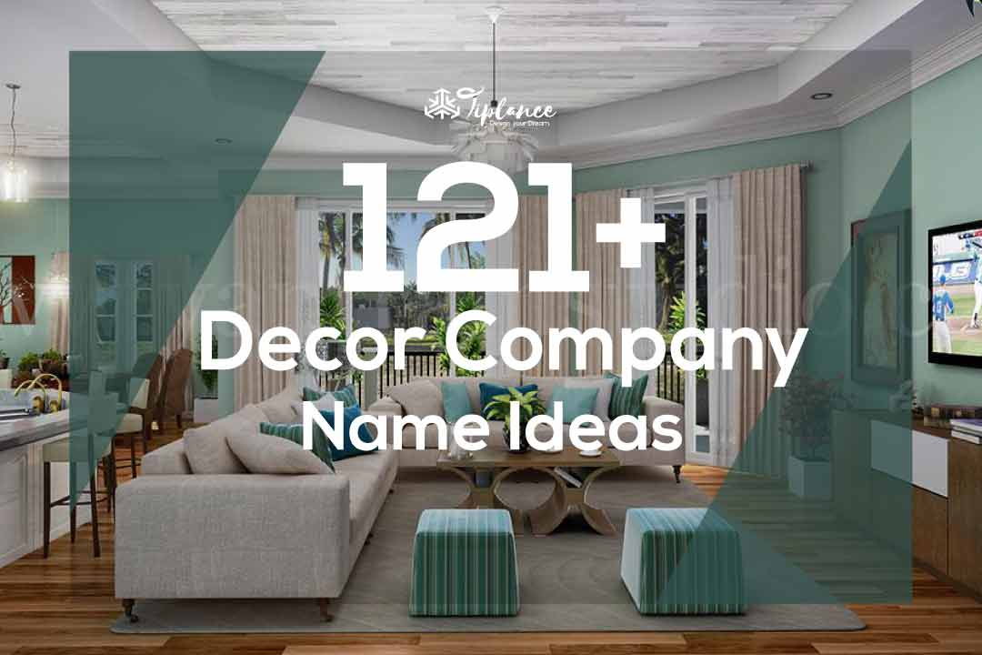 Decor Company Name Ideas