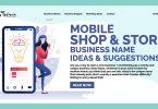 Mobile Shop Names