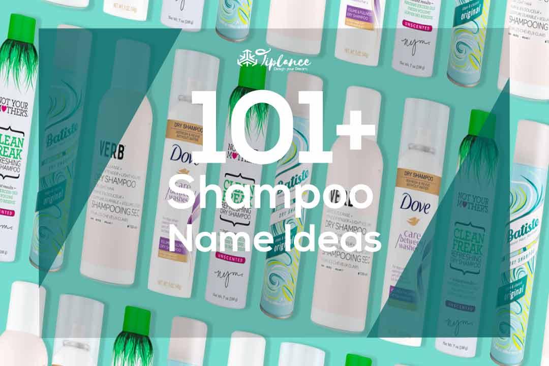 Shampoo name ideas