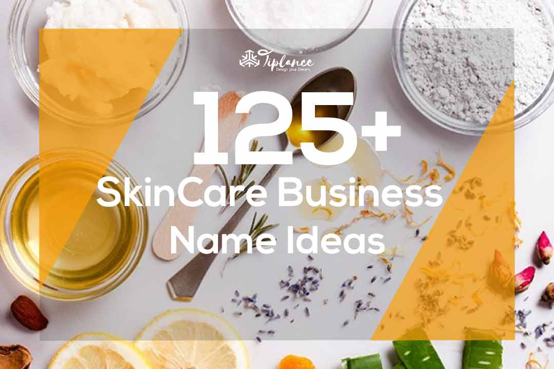 Skin Care Business Name Ideas