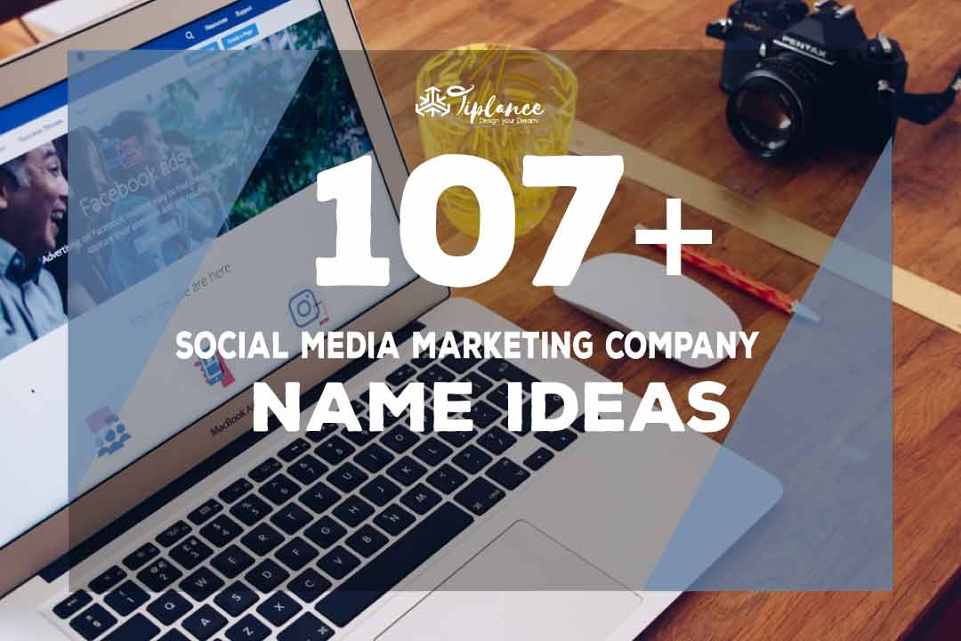 Social Media Marketing Company name ideas