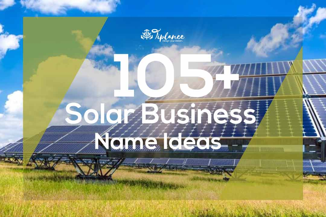 Solar Business Name Ideas