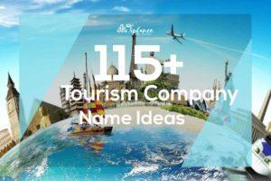 Tourism Company Name ideas