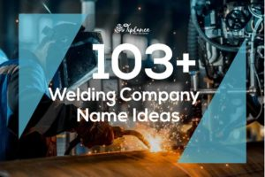 Welding Company Name ideas