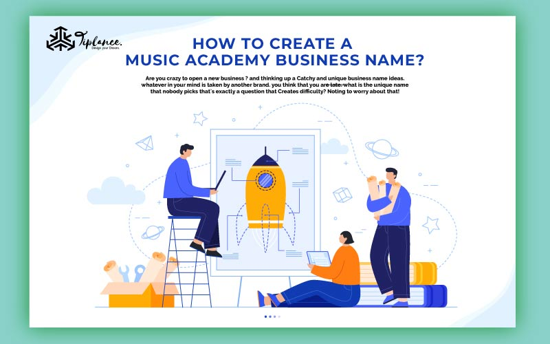 music School name ideas