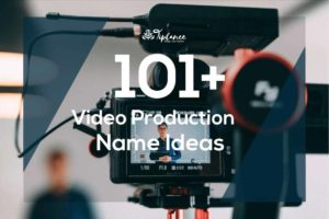 video production company Name ideas