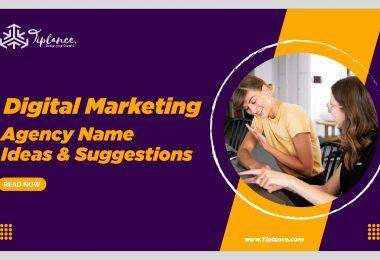 Digital Marketing Agency Names Ideas & Suggestion List